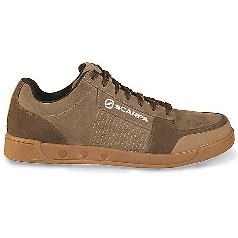 Skateboard Free Shipping. Scarpa Men's Highball Shoe DECENT FEATURES of the Scarpa Men's Highball Shoe Stylee aesthetics and lightweight feel Planet Friendly 100% PC recycle: lining; 70% recycled stroebel Lace is 100% Ecosensor recycled polyester The SPECS Upper: Suede Lining: Recycled Polyester Outsole: Vibram Bjorn Last: AX1 Weight: 1/2 pair: 14 oz / 397 g - $94.95