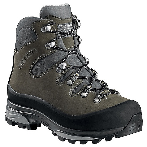 Camp and Hike Free Shipping. Scarpa Women's Mythos Pro GTX Boot DECENT FEATURES of the Scarpa Women's Mythos Pro GTX Boot Durable Nubuck leather uppers Full rubber rand for critical protection Performance Comfort Gore-Tex to keep your feet dry Legendary performance Vibram sole for maximum durability The SPECS Upper: Nubuck leather Lining: Gore-Tex Performance Comfort Insole: Activ Medium Midsole: Dual-density PU Lite Sole: Vibram Biometric Last: LBE Weight: 1/2 pair: 1 lb 7 oz / 652 g - $318.95