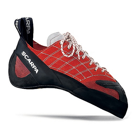 Climbing Free Shipping. Scarpa Instinct Climbing Shoe FEATURES of the Scarpa Instinct Climbing Shoe 100% suede upper Rubber toe patch Soft midsole Vibram XS Grip 2 - $148.95