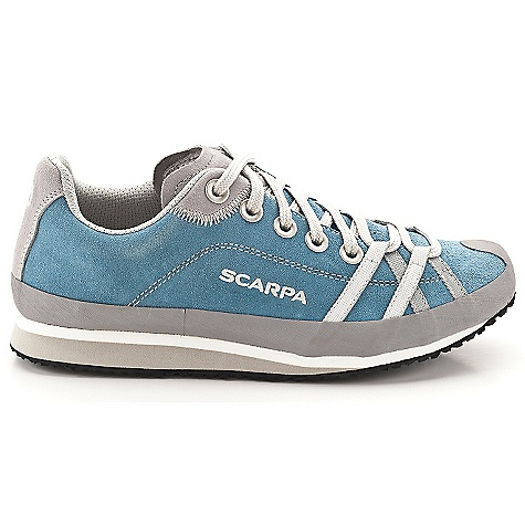 Skateboard Free Shipping. Scarpa Women's Caipirinha DECENT FEATURES of the Scarpa Women's Caipirinha Stylee aesthetics and lightweight feel Dual density microporous midsole Vibram Globe Grip sole is unique and versatile Low profile full rubber rand and toe cap The SPECS Upper: Suede Lining: Recycled Polyester Outsole: Vibram Globe Grip Last: BM Weight: 1/2 pair: 9 oz / 255 g - $114.95