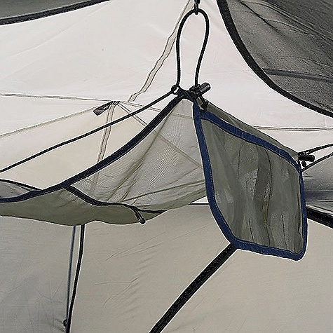 Camp and Hike Sierra Designs Portable Attic DECENT FEATURES of the Sierra Designs Portable Glow Attic Intended Usage: A useful, mesh attic that clips into the ceiling of compatible Sierra Designs tents. Helps store and organize equipment inside the tent - $24.94