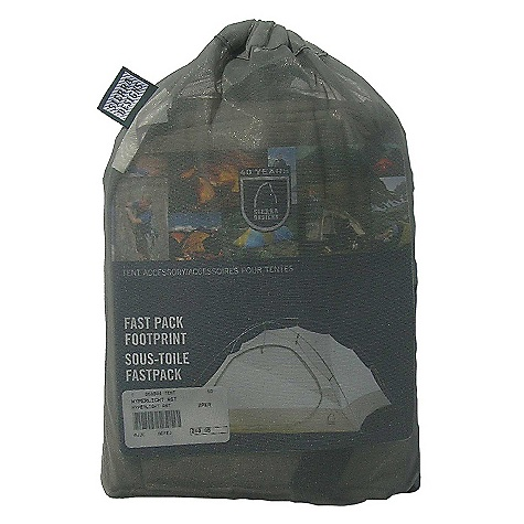 Camp and Hike Sierra Designs Zeta 4 Footprint The SPECS Weight: 13 oz Materials: 75D Polyester, 3000mm Attachment: Jakes Foot - $44.95