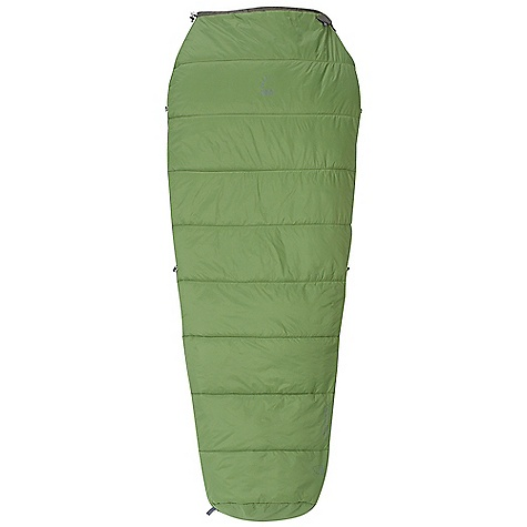 Camp and Hike On Sale. Free Shipping. Sierra Designs Wicked Hot 45 Degree Sleeping Bag DECENT FEATURES of the Sierra Designs Men's Wicked Hot 45 Degree Sleeping Bag Snag-free zipper tracks Draw cord at collar Semi-rectangular shape Single layer construction Full length separating zipper Includes stuff and storage sacks The SPECS Temperature Rating: 45deg F / 7deg C Zipper Side: Left Stuff Size: 6in. x 16in. Material: Fill: ThermoDry TECH Shell: 20D Nylon Ripstop Liner: 20D Nylon Ripstop The SPECS for Regular Trail Weight: 1 lb 5 oz Shoulder Girth: 60in. Hip Girth: 57in. Footbox Girth: 39in. Fits Up To: 6' Fill Weight: 10 oz The SPECS for Long Trail Weight: 1 lb 8 oz Shoulder Girth: 62in. Hip Girth: 59in. Footbox Girth: 41in. Fits Up To: 6'6in. Fill Weight: 12 oz - $149.99