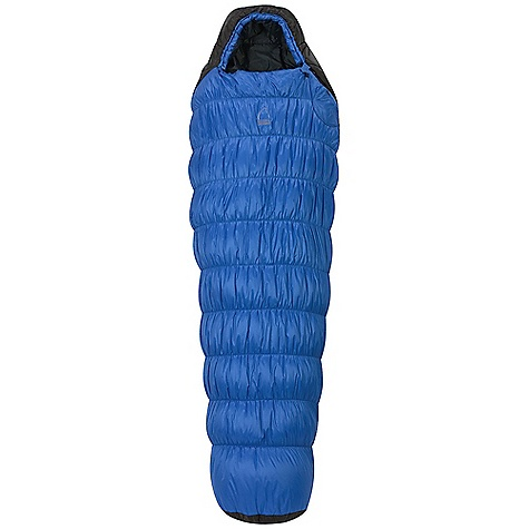 Camp and Hike On Sale. Free Shipping. Sierra Designs Utopia 30 Degree Sleeping Bag DECENT FEATURES of the Sierra Designs Men's Utopia 30 Degree Sleeping Bag Snag-free zipper tracks Draw cord at collar Flex stretch external construction Ergonomic hood and footbox Pillow pocket Easy access, ventable, 60in. zipper Zipper draft tube Includes stuff and storage sack The SPECS Temperature Rating: 30deg F / -1deg C Zipper Side: Left Stuff Size: 7in. x 15in. Material: Fill: HeatSync Shell: 30D Polyester Micro-Ripstop Liner: 30D Polyester The SPECS for Regular Trail Weight: 2 lbs 8 oz Shoulder Girth: 57 - 65in. Hip Girth: 53 - 61in. Footbox Girth: 35 - 43in. Fits Up To: 6' Fill Weight: 24 oz The SPECS for Long Trail Weight: 2 lbs 12 oz Shoulder Girth: 59 - 67in. Hip Girth: 55 - 63in. Footbox Girth: 37 - 45in. Fits Up To: 6'6in. Fill Weight: 27 oz - $129.99