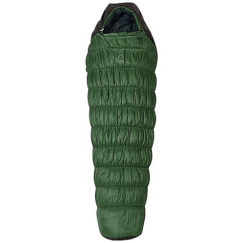 Camp and Hike On Sale. Free Shipping. Sierra Designs Utopia 15 Degree Sleeping Bag DECENT FEATURES of the Sierra Designs Men's Utopia 15 Degree Sleeping Bag Snag-free zipper tracks Draw cord at collar Draft collar Flex stretch external construction Ergonomic hood and footbox Pillow pocket Easy access, ventable, 60in. zipper Zipper draft tube Includes stuff and storage sack The SPECS Temperature Rating: 15deg F / -9deg C Zipper Side: Left Stuff Size: 10in. x 18in. Material: Fill: HeatSync Shell: 30D Polyester Micro-Ripstop Liner: 30D Polyester The SPECS for Regular Trail Weight: 3 lbs 11 oz Shoulder Girth: 57 - 65in. Hip Girth: 53 - 61in. Footbox Girth: 35 - 43in. Fits Up To: 6' Fill Weight: 40 oz The SPECS for Long Trail Weight: 4 lbs 0 oz Shoulder Girth: 59 - 67in. Hip Girth: 55 - 63in. Footbox Girth: 37 - 45in. Fits Up To: 6'6in. Fill Weight: 44 oz - $119.99