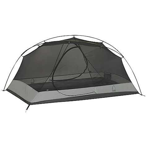 Camp and Hike On Sale. Free Shipping. Sierra Designs LT Strike 2 Person Tent DECENT FEATURES of the Sierra Designs LT Strike 2 Person Tent Eye Pole, patented 7.766.023 pole configuration PVC-free seam tape Superseal Floor Reflective door trim and/or guy outs Hanging pockets Ultralight D-door 2 doors, 2 vestibules Ultralight clips Jakes Foot pole attachment M Hub The SPECS Capacity: 2 Person Trail Weight: 3 lbs 6 oz / 1.53 kg Packed Weight: 3 lbs 11 oz / 1.67 kg Packed Size: 19 x 6in. / 48.3 x 15.2 cm Number of Doors: 2 Interior Area: 2.70 square meter / 29 square feet Vestibule Area: 0.84 + .84 square meter / 9+9 square feet Peak Height: 37in. / 94 cm Floor Material: 40D Nylon, 3000 mm Body: 20D Nylon Fly: 20D Nylon, 1500 mm Poles: DAC Featherlite NSL Number of Poles: 2 hubbed Pole Diameter: Outer: 9.0 / 8.5 mm - $287.99