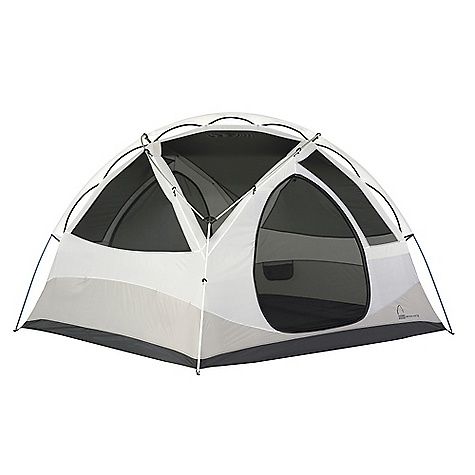 Camp and Hike Free Shipping. Sierra Designs Meteor Light 6 Person Tent DECENT FEATURES of the Sierra Designs Meteor Light 6 Person Tent Eye pole, patented 7.766.023 Pole configuration PVC-free seam tape Superseal floor Continuous pole sleeves Dye-free optic white canopy Reflective door trim and guy outs Hanging pockets Long floor length Patented stash door 2 Doors, 2 vestibules Sew-free window DAC Twist clip Jakes foot pole attachment M hub The SPECS Season: 3 Capacity: 6 Person Trail Weight: 15 lbs 8 oz / 7.03 kg Packed Weight: 16 lbs 7 oz / 7.46 kg Packed Dimension: 26 x 11 x 10in. / 66 x 27.9 x 25.4 cm Number of Doors: 2 Interior Area: 81.5 square feet Vestibule Area: 30 + 30 square feet Peak Height: 81in. Floor: 70D Nylon, 3000mm Body: 68D Polyester, Dye-Free Fly: 75D Polyester, 1500 mm Poles: DAC DA-17 - $499.95
