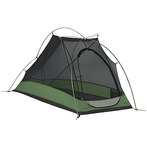 Camp and Hike Free Shipping. Sierra Designs Vapor Light 1 Person Tent DECENT FEATURES of the Sierra Designs Vapor Light 1 Person Tent PVC-free seam tape Superseal floor Reflective door trim and guy outs Hanging pockets Long floor length Ultralight d-door Color-coded main door Ultralight clips Jakes foot pole attachment Ball cap connector Sunflower hub The SPECS Season: 3 Capacity: 1 Person Trail Weight: 2 lbs 14 oz / 1.30 kg Packed Weight: 3 lbs 3 oz / 1.45 kg Packed Dimension: 19 x 4in. / 48.3 x 10.2 cm Number of Doors: 1 Interior Area: 15.5 square feet Vestibule Area: 7 square feet Peak Height: 38in. Floor: 40D Nylon, 3000 mm Body: 20D Nylon Fly: 40D Nylon, 1500 mm Poles: DAC Featherlite NSL - $259.95