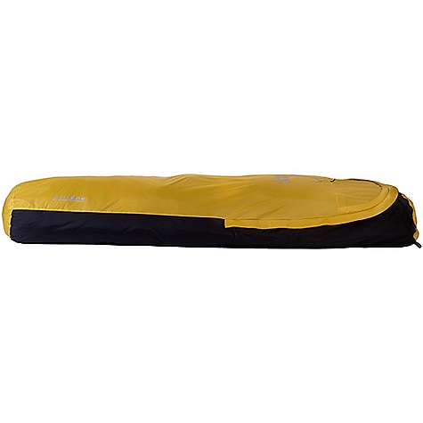 Camp and Hike Free Shipping. Sierra Designs Navassa Bivy DECENT FEATURES of the Sierra Designs Navassa Bivy PVC-free seam tape Drizone single wall construction Large mesh window Oversized cut U shape zipper opens either left or right The SPECS Length: 86in. Width: 28in. Trail Weight: 1 lb 1 oz Packed Weight: 1 lb 3 oz Materials: Floor: 70D Nylon Body: Drizone 40D Nylon - $109.95