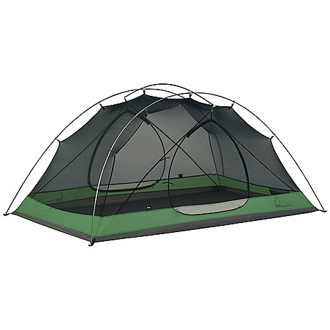 Camp and Hike Free Shipping. Sierra Designs Lightning HT 2 Person Tent DECENT FEATURES of the Sierra Designs Lightning HT 2 Person Tent PVC-free seam tape Superseal floor Reflective door trim and guy outs Hanging pockets Ultralight d-door Color-coded main door 2 Doors, 2 vestibules Vent Ultralight clips Jakes foot pole attachment Ball cap connector Swivel hub (h,c, h/c) The SPECS Season: 3 Capacity: 2 Person Trail Weight: 3 lbs 14 oz / 1.76 kg Packed Weight: 4 lbs 4 oz / 1.93 kg Packed Dimension: 18 x 5.5in. / 45.7 x 14 cm Number of Doors: 2 Interior Area: 28.5 square feet Vestibule Area: 6.75 + 6.5 square feet Peak Height: 40in. Floor: 70D Nylon, 3000mm Body: 20D Nylon Fly: 40D HT Nylon, 1500mm Poles: DAC Featherlite NSL - $299.95