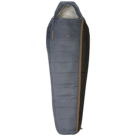 Camp and Hike Free Shipping. Sierra Designs Wild Bill 20 Sleeping Bag DECENT FEATURES of the Sierra Designs Wild Bill 20 Sleeping Bag Ergonomic hood and footbox Snag-free zipper tracks Draw cord at collar with captured cordlock Draft collar Offset Layer Construction Pillow pocket Easy access, ventable, 60in. zipper Zipper draft tube Includes stuff and storage sacks Chest pocket for valuables The SPECS Temperature Rating: 20deg F / -7deg C Zipper Side: Left Stuff Size: 9 x 18in. Fill: HeatSync Shell: 68D Polyester Liner: 50D Polyester The SPECS for Regular Trail Weight: 3 lbs 2 oz Shoulder Girth: 62in. Hip Girth: 58in. Footbox Girth: 40in. Fits Up To: 6' Fill Weight: 33 oz The SPECS for Long Trail Weight: 3 lbs 7 oz Shoulder Girth: 64in. Hip Girth: 60in. Footbox Girth: 42in. Fits Up To: 6'6in. Fill Weight: 36 oz The SPECS for X-Long Trail Weight: 4 lbs Shoulder Girth: 68in. Hip Girth: 66in. Footbox Girth: 46in. Fill Weight: 42 oz - $119.95