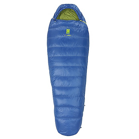 Camp and Hike Free Shipping. Sierra Designs Zissou 30 Lite Sleeping Bag DECENT FEATURES of the Sierra Designs Zissou 30 Lite Sleeping Bag DriDown - Stay drier 7-times longer than untreated down Keeps Warm - Retains 34% more loft than untreated when exposed to moisture and humidity Dries faster - Dries 33% faster than untreated down Ergonomically shaped footbox Snag-free zipper tracks Draw cord at collar Ergonomic hood Zipper draft tube Pad locks EN Tested Includes stuff and storage sacks The SPECS Insulation: 600 Fill-Power DriDown Shell material: 30D Polyester Micro-Ripstop Liner material: 30D Polyester Temp Rating: 30deg / -1degC Shape: Mummy EN Comfort Limit: 37degF / 3degC EN Lower Limit: 27degF / -3degC The SPECS for Regular Fits to: 6 ft / 183 cm Length: 78 in / 198 cm Zipper Side: Left Shoulder girth: 62 in / 157 cm Hip girth: 58 in / 147 cm Footbox: 40 in / 102 cm Fill weight: 17 oz / .5 kg Total weight: 2 lbs 1 oz / 1.0 kg Stuffed diameter: 7 in / 18 cm Stuffed length: 16 in / 41 cm The SPECS for Long Fits to: 6 ft 6 in / 198 cm Length: 84 in / 213 cm Zipper Side: Left Shoulder girth: 64 in / 163 cm Hip girth: 60 in / 152 cm Footbox: 42 in / 107 cm Fill weight: 19 oz / .5 kg Total weight: 2 lbs 4 oz / 1.0 kg Stuffed diameter: 7 in / 18 cm Stuffed length: 16 in / 41 cm - $269.95