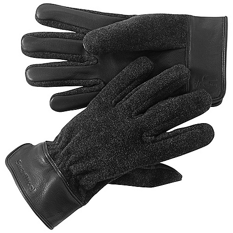 Free Shipping. Smartwool Stagecoach Glove DECENT FEATURES of the Smartwool Stagecoach Glove TouchTec leather for use with touch screen devices Leather palm and fingers for easy grip Genuine leather on palm and fingers The SPECS Lining: 80% Merino Wool, 20% Nylon woolen woven Shell: 80% Merino Wool, 20% Nylon sueded woven - $54.95