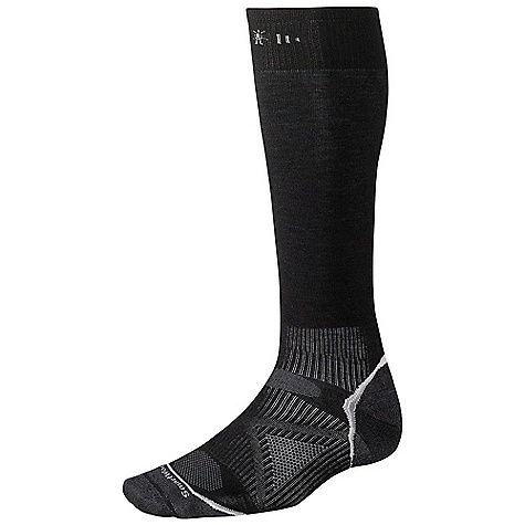 Ski On Sale. Smartwool PhD Ski Ultra Light FEATURES of the Smartwool PhD Ski Ultra Light 4 Degree elite fit system uses two elastics for greater stretch and recovery to keep the sock in place Patent pending ReliaWool technology in high impact areas provides longer lasting protection to keep feet comfortable Strategically placed mesh ventilation zones provide ventilation for temperature and moisture management Virtually seamless toe - $14.99
