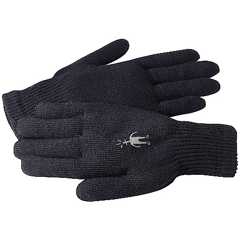 On Sale. Smartwool Liner Glove DECENT FEATURES of the Smartwool Liner Glove Versatile, lightweight knit for ease of movement Rib knit cuff finishing for bulk free fit Knit in touch screen capability on thumb and index finger The SPECS 95% Merino Wool, 5% Elastane - $15.99