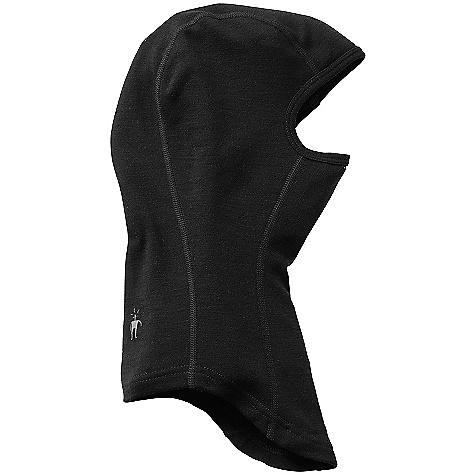 Smartwool Balaclava DECENT FEATURES of the Smartwool Balaclava NTS Mid 250 Fabric Single layer Interlock knit construction Contoured 3 panel design with clean finish flatlock seams Comfortable fact protection with good peripherial vision The SPECS 100% Merino Wool - $39.95