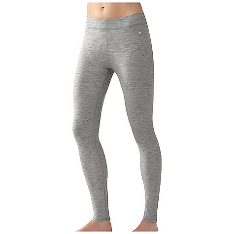Free Shipping. Smartwool Women's Microweight Bottom DECENT FEATURES of the Smartwool Women's Microweight Bottom Form Fit - Natural Rise Jersey knit UPF 30 Women's specific wide waistband for body enhancing fit Flatlock seam construction eliminates chafing Contrast color interior stitching and bartacks Heat transfer logo at left hip The SPECS Garment Weight: 4.65 oz / 132 g Fabric Weight: 4.5 oz/yd2 / 150 gm/m2 Inseam: M: 29.5in. / 75 cm 100% Merino Wool - $74.95