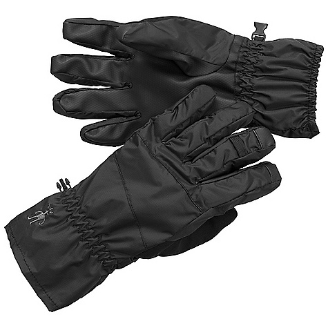Free Shipping. Smartwool Pocket Glove DECENT FEATURES of the Smartwool Pocket Glove Component glove system with water resistant/wind proof shell and Jersey knit interior glove liner PU palm and fingers for easy grip Nose wipe thumb panel and hand leash with clip at bottom opening The SPECS Fabric: 96% Merino Wool, 4% Elastane - $64.95