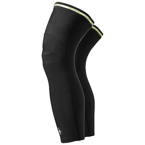 Free Shipping. Smartwool PhD HyFi Knee Warmer DECENT FEATURES of the Smartwool PhD HyFi Knee Warmer HyFi Terry Back knit construction for warmth and enhanced wind resistance Silicone logo gripper on inside and outside of top cuff ensures stability Reflective Little Guy logo at center back near bottom cuff The SPECS Fabric: 39% Merino Wool, 45% Nylon, 16% Elastane - $49.95