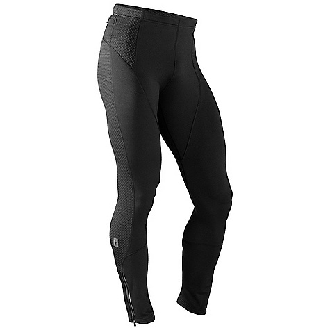 Free Shipping. Smartwool Men's TML Light Tight DECENT FEATURES of the Smartwool Men's TML Light Tight Semi-Form Fit - Mid Rise HyFi Terry Back knit Covered elastic waistband with drawcord adjustability Secure concealed zip pocket at back right yoke 8in. / 20 cm reflective ankle zips with semi-locking slider Flatlock seams and heat transfer logo at back right calf The SPECS Garment Weight: 10.41 oz / 295 g Fabric Weight: 7.7 oz/yd2 / 260 gm/m2 Inseam: M: 31in. / 79 cm Shell 1: 45% Nylon, 39% Merino Wool, 16% Elastane Shell 2: 38% Nylon, 36% Merino Wool, 15% Polyester, 11% Elastane - $129.95