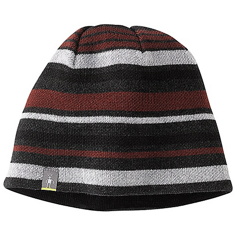 Entertainment Smartwool Warm Hat DECENT FEATURES of the Smartwool Warm Hat Jersey knit with a variety of pattern options Single layer construction with interior headband liner The SPECS Shell: 50% Merino Wool / 50% Acrylic Headband Liner: 100% Merino Wool - $31.95