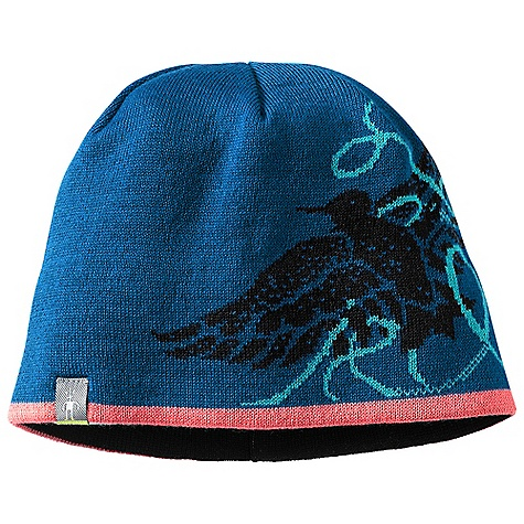 Entertainment Smartwool Women's Warm Hat DECENT FEATURES of the Smartwool Women's Warm Hat Jersey knit with a variety of pattern options Single layer construction with interior headband liner The SPECS Shell: 50% Merino Wool / 50% Acrylic Headband Liner: 100% Merino Wool - $31.95