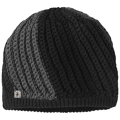 Entertainment Smartwool Warmest Hat DECENT FEATURES of the Smartwool Warmest Hat Textured knit with a variety of pattern options Hand knit detail; varies by colorway Full merino wool liner The SPECS Shell: 50% Merino Wool/ 50% Acrylic Liner: 100% Merino Wool - $39.95