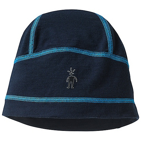 Entertainment Smartwool Training Beanie DECENT FEATURES of the Smartwool Training Beanie NTS Light 195 fabric Jersey knit construction 4 panel, single layer crown design Contoured, double layer earband with clean finish flatlock seams The SPECS 100% Merino Wool - $24.95