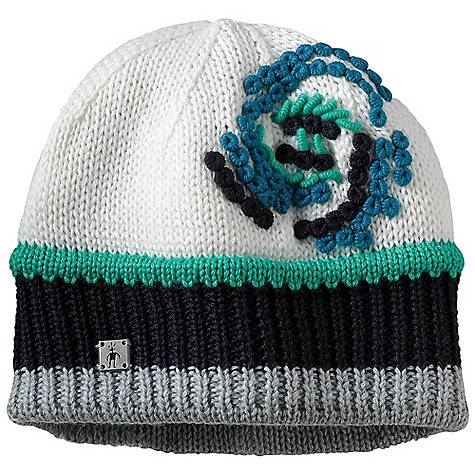Entertainment On Sale. Smartwool Women's Between The Raindrops Beanie The SPECS Shell: 50% Merino Wool/ 50% Acrylic Headband Liner: 100% Merino Wool - $28.99