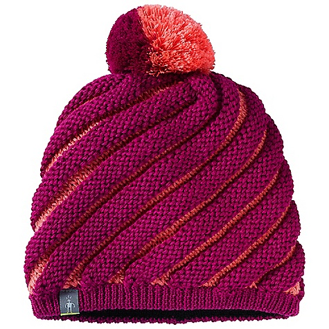Entertainment Smartwool Girls' Warmest Hat DECENT FEATURES of the Smartwool Girls' Warmest Hat Textured knit with a variety of pattern options Hand knit detail; varies by colorway Full merino wool liner The SPECS Shell: 50% Merino Wool/ 50% Acrylic Liner: 100% Merino Wool - $31.95