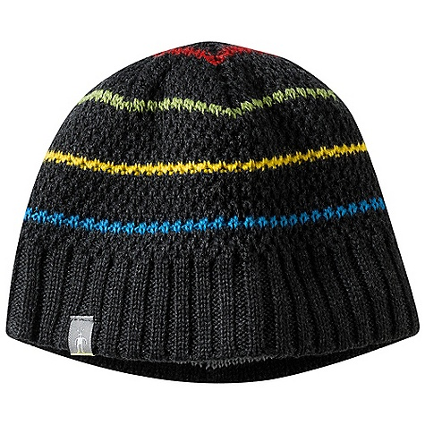 Entertainment Smartwool Boys' Warmest Hat DECENT FEATURES of the Smartwool Boys' Warmest Hat Textured knit with a variety of pattern options Hand knit detail; varies by colorway Full merino wool liner The SPECS Shell: 50% Merino Wool/ 50% Acrylic Liner: 100% Merino Wool - $31.95