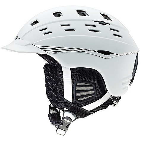 Ski On Sale. Free Shipping. Smith Men's Variant Brim Helmet DECENT FEATURES of the Smith Men's Variant Brim Helmet Hybrid Shell Construction AirEvac 2 Ventilation Adjustable Boa Fit System Low-Profile Regulator Adjustable Climate Control 22 Vents X-Static Performance Lining Snapfit Ear Pads Removable Goggle Lock Skull Candy Audio Systems Available - $135.99