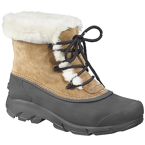 On Sale. Free Shipping. Sorel Women's Snow Angel Lace Boot (Fall 2010) DECENT FEATURES of the Sorel Women's Snow Angel Lace Boot Waterproof suede leather upper 200g Thinsulate Insulation Fully lined faux fur interior Removable EVA comfort foot bed Injection molded waterproof thermal rubber shell Built on a woman's specific last for a great fit Traction enhancing multi-directional lug outsole The SPECS Weight: 19 oz / 550 g Shaft Height: 6.5in. / 29 cm - $58.99