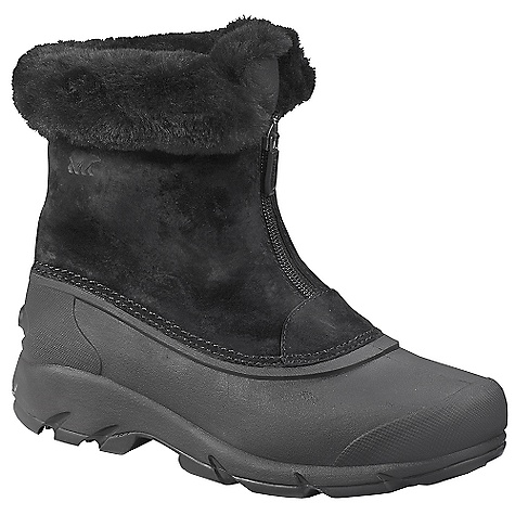 Free Shipping. Sorel Women's Snow Angel Zip (Fall 2010) DECENT FEATURES of the Sorel Women's Snow Angel Zip Waterproof suede leather upper 200g Thinsulate Insulation Fully lined faux fur interior Removable EVA comfort foot bed Injection molded waterproof thermal rubber shell Built on a woman's specific last for a great fit Traction enhancing multi-directional lug outsole The SPECS Weight: 19 oz / 550 g Shaft Height: 6.5in. / 29 cm - $84.95