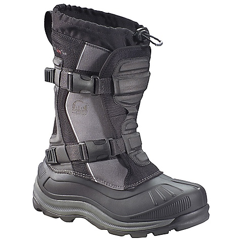 Entertainment Free Shipping. Sorel Men's Alpha Trac Buckle Boot (Fall 2010) DECENT FEATURES of the Sorel Men's Alpha Trac Buckle Boot Seam-sealed waterproof construction Waterproof PU backed synthetic textile and synthetic leather upper Built-in gaiter with barrel lock closure system Shatter-resistant YKK Shokonloc buckle closure Reflective safety graphics Removable 9mm Sorel Thermo Plus Xtreme Inner Boot 25mm bonded felt frost plug 9mm Thermo Plus felt foot bed Molded EVA midsole for enhanced comfort, weight reduction and thermal protection Polar Lite shell for enhanced flexibility in extreme temperatures Traction enhancing multi-directional rubber lug outsole The SPECS Weight: 42 oz / 1191 g Shaft Height: 16in. / 40.6 cm - $179.95