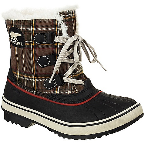 On Sale. Free Shipping. Sorel Women's Tivoli Boot DECENT FEATURES of the Sorel Women's Tivoli Boot Waterproof shell and waterproof upper membrane 100g Thinsulate insulation Full length fleece lining Molded rubber outsole The SPECS Weight: 15.5 oz / 440 g Shaft Height: 6in. / 15 cm - $68.99