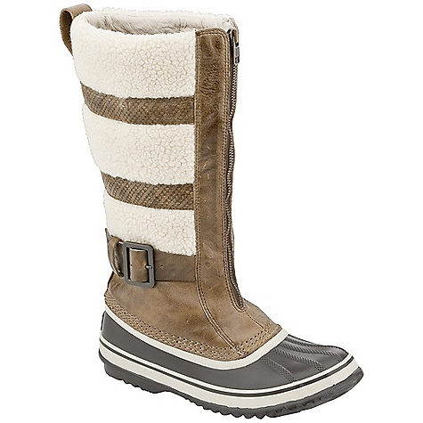 On Sale. Free Shipping. Sorel Women's Helen of Tundra II Boot DECENT FEATURES of the Sorel Women's Helen of Tundra II Boot Seam-sealed waterproof construction Waterproof full-grain leather upper 100g Thins late Insulation with 3mm felt lining Handcrafted waterproof vulcanized rubber shell with herringbone outsole Full front YK zip closure The SPECS Height: 12in. Weight: 27 oz - $100.99