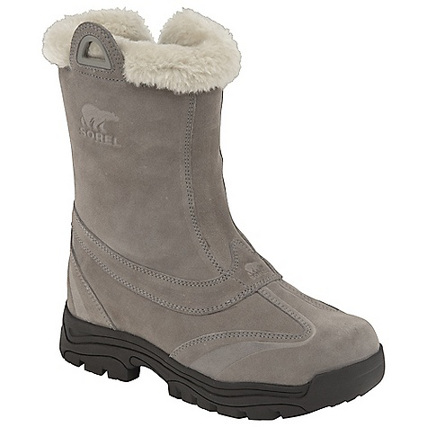 On Sale. Free Shipping. Sorel Women's Waterfall 2 Boot DECENT FEATURES of the Sorel Women's Waterfall 2 Boot Seam-sealed waterproof construction Waterproof suede leather upper Easy on and off medial zip closure Sherpa Pile collar; 200g Thinsulate Ultra Insulation Removable molded EVA comfort foot bed Internal EVA midsole for added comfort Built on a woman's specific last for a great fit Traction enhancing multi-directional rubber lug outsole The SPECS Weight: 18 oz / 500 g Shaft Height: 13in. / 33 cm - $75.99