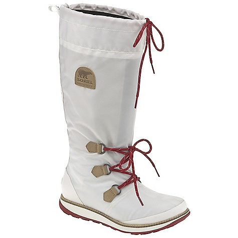 On Sale. Free Shipping. Sorel Women's Sorel 88 Boot DECENT FEATURES of the Sorel Women's Sorel 88 Boot Waterproof nylon upper Two new colors in waxed canvas that has been treated for waterproofing Lining is a soft cable knit The SPECS Weight: 18.6 oz / 527 g Shaft Height: 15in. / 38 cm - $109.99