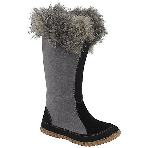 On Sale. Free Shipping. Sorel Women's Cozy Cate DECENT FEATURES of the Sorel Women's Cozy Cate Washable Recycled Felt with two layer construction: wicking polypropylene pulls moisture away from foot Insulative blend of polypropylene and recycled polyester traps warm air Stretch front shaft ensure comfortable fit and seals cold air out Removable molded foot bed for comfort Rubber outsole for durability The SPECS Weight: 13 oz / 369 g - $83.99