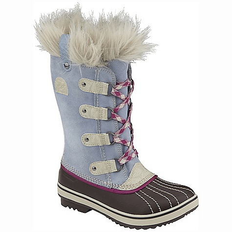 On Sale. Free Shipping. Sorel Youth Tofino DECENT FEATURES of the Sorel Youth Tofino Water-resistant suede leather upper with fun laces 100g Thinsulate insulation Full length fleece lining Removable EVA foot bed The SPECS Weight: 14.5 oz / 411 g Shaft Height: 10.5in. / 26.7 cm - $72.99