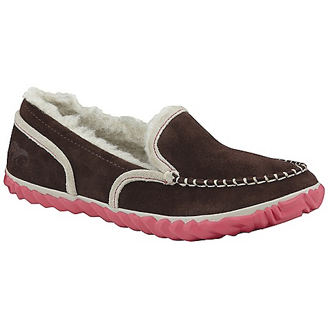 Free Shipping. Sorel Women's Tremblant Moc DECENT FEATURES of the Sorel Women's Tremblant Moc Suede upper Wool/acrylic blend lining Removable molded EVA comfort foot bed Rubber outsole The SPECS Weight: 8 oz / 227 g - $84.95