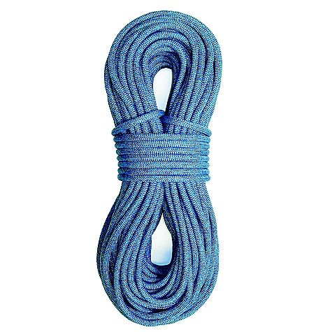 Climbing Free Shipping. Sterling Rope Fusion Ion2 9.4mm Rope DECENT FEATURES of the Sterling Rope Fusion Ion 9.4mm Rope High performance, lightweight rope Distinctive sheath pattern Improved construction with a thicker sheath, lighter weight, and lower impact force Great for cragging and working projects Light enough to send hard redpoints The SPECS Diameter: 9.4mm UIAA Fall Rating: 5 Impact Force: 8.6kN to 8.1kN Static Elong.: 9.5% Dynamic Elng.: 35.7% Sheath Slippage: 0mm Weight: 57 grams per meter ALL CLIMBING SALES ARE FINAL. - $186.30