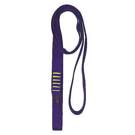Climbing Sterling Rope 25mm Tubular Nylon Sling FEATURES of the Sterling Rope 25mm Tubular Nylon Sling Made with the highest quality webbing Computerized precision bar tacking Exceptionally strong and lightweight - $3.95