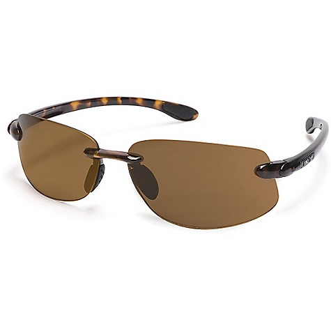 Entertainment Free Shipping. Suncloud Excursion Sunglasses FEATURES of the Excursion Sunglasses by Suncloud Large Fit Polarized Polycarbonate Lens Rimless Grilamid Frame Megol Nose Pads And Temple Tips Lifetime Warranty - $49.95