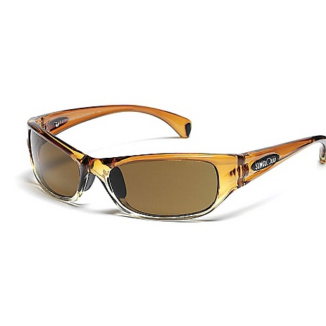 Entertainment Free Shipping. Suncloud Star Sunglasses DECENT FEATURES of the Suncloud Star Sunglasses Polarized Injection Polycarbonate lenses 8 base lens curvature Megol nose and/or temple pads on select styles Grilamid frame material Custom metal logo plaques Microfiber cleaning/storage bag - $49.95