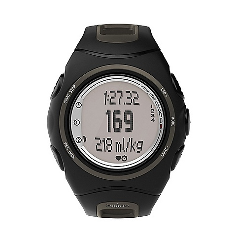 Fitness Free Shipping. Suunto T6d Heart Rate Monitor - Free 2-Day on In Stock Suunto Watches $149+ DECENT FEATURES of the Suunto T6d Heart Rate Monitor Get a comprehensive physiological analysis of your training on your computer through Movescount.com Monitor your real-time Training Effect and EPOC Use the altimeter to monitor your hill and altitude performance Measure your speed, distance, and cadence with optional Suunto PODs Customizable screen layout for individual information needs Use the included Suunto Dual Comfort Belt to calculate real-time heart rate and calorie consumption Comes with Suunto Dual Comfort Belt (compatible with most gym cardio equipment, the Suunto Fitness Solution group exercise and all Suunto heart rate monitors) Color options: Black Smoke, Black Fusion and Black Flame Available also in Suunto Performance Packs - ready to go solutions with PODs for running and multisport The SPECS Backlight option for night use Backlight Type: Electro-luminescent display Dot-matrix display Menu-based user interface Mineral crystal glass Operating Temperature: -20degC - +60degC / -5degF - +140degF Selectable metric/imperial units Storage Temperature: -30degC - +60degC / -22degF - +140degF Temperature Water Resistance: 100 m / 330 ft Weight: 55 g Chronograph Countdown timer Max number of split times in memory: 99 Stopwatch Timers (interval, warm-up) Heart Rate ANT - digital coded heartrate / speed signal Average HR in real time Calories: In real time EPOC HR limits and HR zones Memory Capacity: 30 logs / 100 000 beats PC analysis with 7 body parameters Recording Intervals: Beat by beat HR in real time Training and Exercise Guidance Training Effect: In real time Heart Rate Belts Suunto Comfort Belt (ANT Coded): Compatible Suunto Dual Comfort Belt (Analog Coded and ANT Coded): Included Suunto Heart Rate Belt (ANT Coded): Compatible Suunto Memory Belt (ANT Coded): Compatible Power Low battery warning User replaceable battery Special Button lock Compatible with PODs Customizable display Watch 12/24 h Calendar clock Daily Alarms: 1 Dual time PC Software Training Data Transfer and Analysis: Through Movescount.com (with USB cable) - $399.00