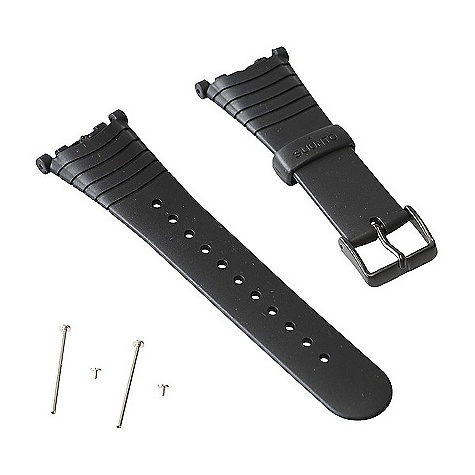 Suunto Vector Replacement Strap Kit - Elastomer Compatible with Suunto's Vector, Altimax, Mariner, Regatta, and Advizor. - $12.95