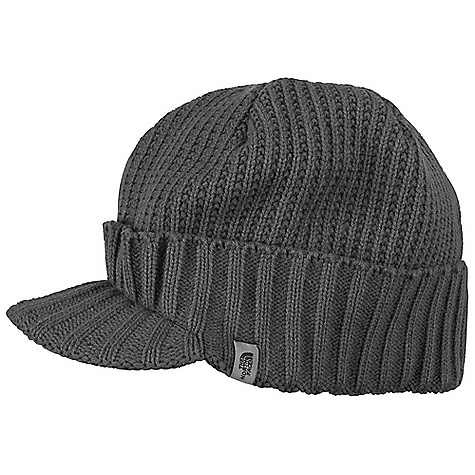 Entertainment On Sale. The North Face Boy's Finn Visor Beanie DECENT FEATURES of The North Face Boys' Finn Visor Beanie Finer-gauge knit Brimmer beanie The SPECS Average Weight: 2 oz / 5.66 g 100% acrylic This product can only be shipped within the United States. Please don't hate us. - $9.99