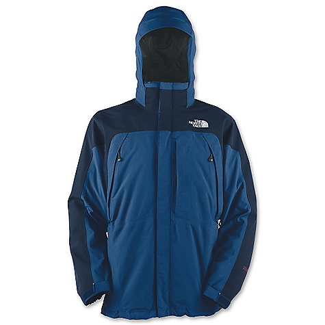 On Sale. Free Shipping. The North Face Men's Mountain Parka (Fall 2007 Discontinued) DECENT FEATURES of The North Face Men's Mountain Parka Seam sealed Adjustable, removable drop hood with face protection Standard fit Two Alpine pockets Left Napoleon chest pocket Two-way pit-zips Right internal zip pocket Left stretch water bottle pocket Two hand pockets with key clip Elastic cuffs Hem cinchcord The SPECS Center Back Length: 32in. Average Weight: 37.8 oz (1070 g) Body: 70D x 70D 155 g/m2 nylon Gore-Tex Performance Shell 2L Abrasion: 207 g/m2 woven nylon Gore-Tex Performance Shell 2L This product can only be shipped within the United States. Please don't hate us. - $260.99